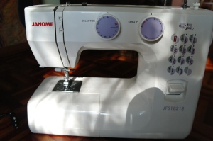Janome Sewing Machine JFS1821S - Review